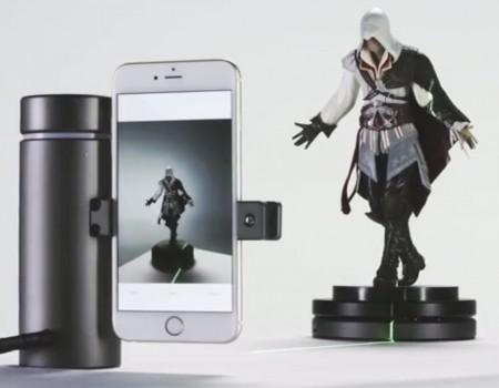 """Virale Idee """"Machen Sie Ihr Smartphone zum 3D-Scanner mit eora 3D"""""""