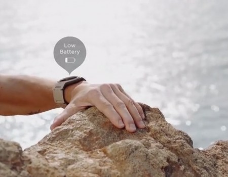 "Virale Idee ""Erste modulare Smartwatch bei Kickstarter"" #blocks"
