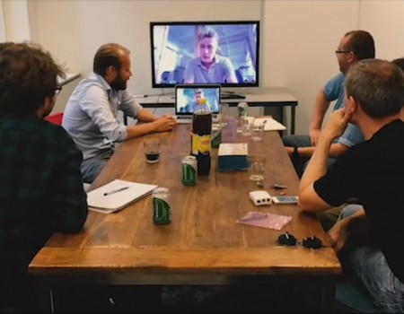 """Virale Idee """"Internet der Dinge bei Kickstarter"""""""