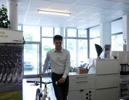 """Virale Idee """"LeaseRad überträgt das Dienstwagenprinzip auf Fahrräder"""""""