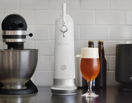 """Virale Idee """"Das Sodastream für den perfekten Biergeschmack"""""""