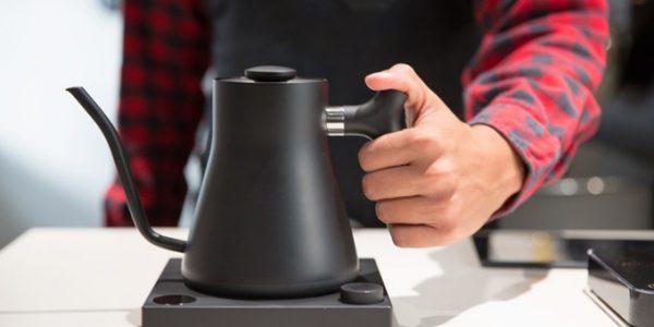 """Virale Idee """"Variable Temperaturkontrolle und Kaffee für Designliebhaber"""""""
