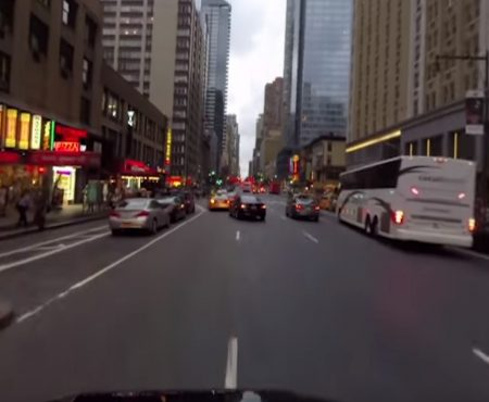 """360° Video """"Den Straßenverkehr und die schönsten Plätze in New York City erleben"""""""