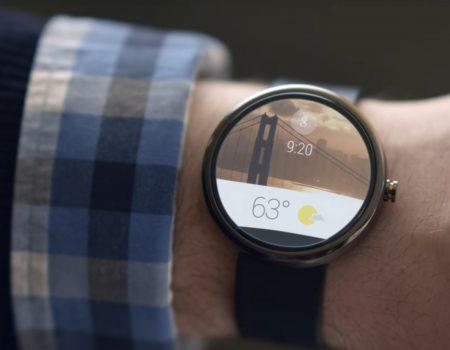 """Android Wear """"Google stellt die Android-Plattform für Entwickler vor"""""""