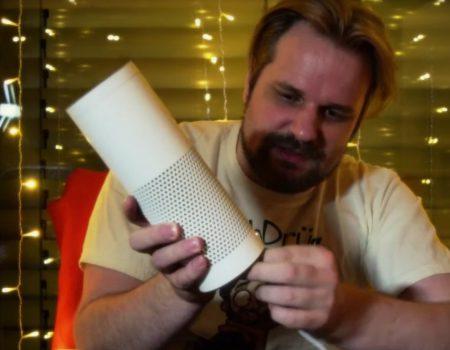"""Amazon Echo """"Der beliebte Gamer-Youtuber Gronkh mit einem unterhaltsamen Unboxing"""""""