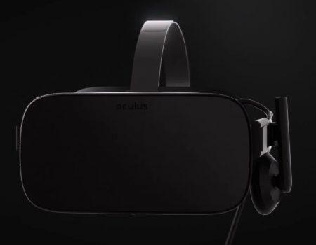 "Oculus Rift CV1 offizieller Trailer vor Produktveröffentlichung mit dem Titel ""Step Into The Rift"""