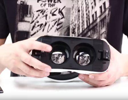 """Samsung Gear VR """"Die Chip-Redaktion testet die erste VR-Brille aus dem Hause Samsung"""""""
