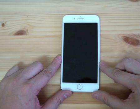 """iPhone 7 """"Sascha Pallenberg von Mobilegeeks mit einem exklusiven Unboxing des neuen iPhones"""""""