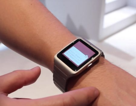 "Sony Smartwatch 3 ""Kurzes Hands-On von den Technik-Youtubern Poketnow"""