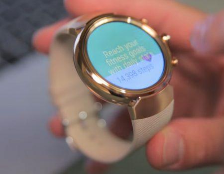 """Asus ZenWatch 3 """"Die Curved-Redaktion nimmt die neue Zen-Smartwatch unter die Lupe"""""""