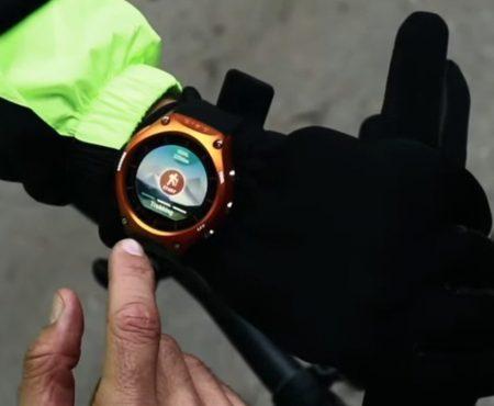 """CASIO Smart Outdoor Watch WSD-F10 """"Offizieller Trailer zur Smartwatch von Casio"""""""