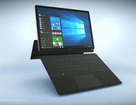 """Huawei MateBook """"Offizieller Trailer zum Tablet-PC von Huawei"""""""