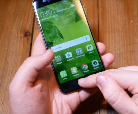 """Huawei P10 """"Auf dem MWC mit einem ausführlichen Hands-On von Mobilegeeks"""""""