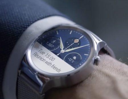 """HUAWEI Watch """"Der offizielle Trailer zur neuen Smartwatch von Huawei"""""""