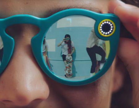 """Snapchat Spectacles """"Der offizielle Trailer zur neuen Brille der Snap Inc."""""""
